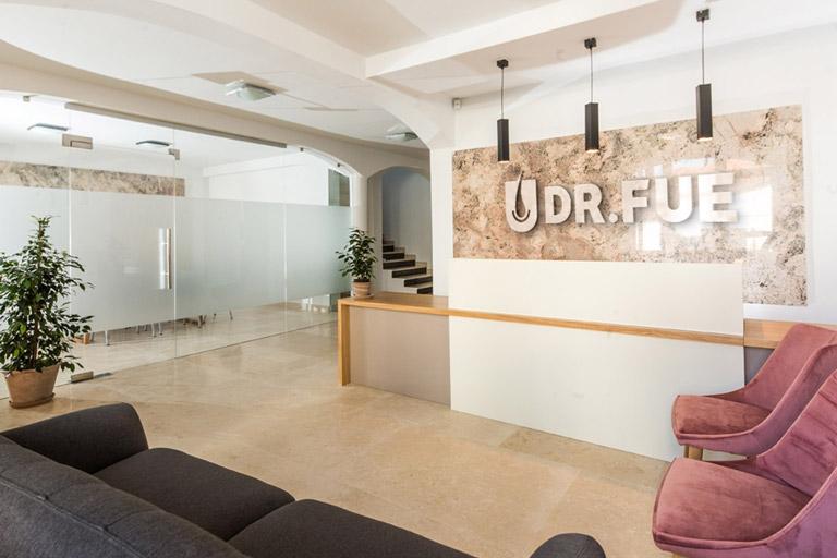Implant par Cluj Dr FUE Receptie